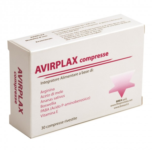 AVIRPLAX 30 Cpr
