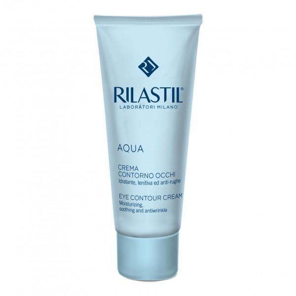 RILASTIL Aqua Cr.C/Occhi 15ml