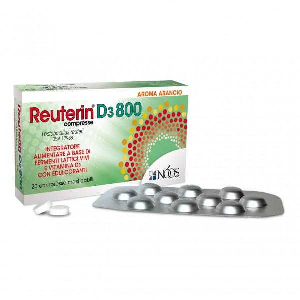 Reuterin D3 800 - Integratore per l'equi...