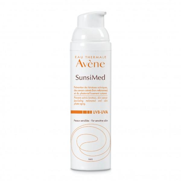 Eau Thermale Avene Sunsimed Fluido Alta Protezione Anti-cheratosi 80 ml
