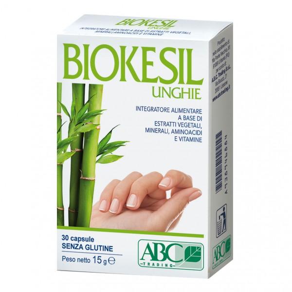 BIOKESIL Unghie 30 Cps