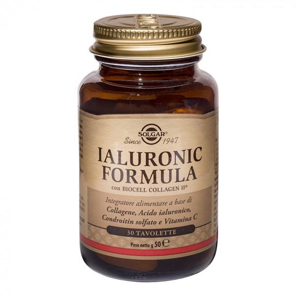 IALURONIC Formula 30 CpsSOLGAR