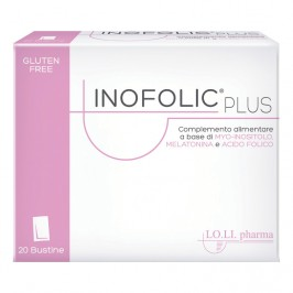 INOFOLIC Plus 20 Bustine 2 g