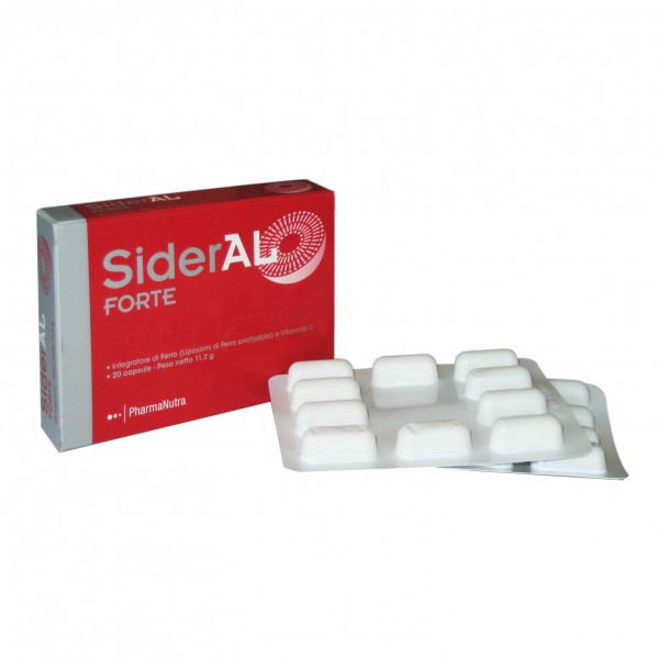 SIDERAL Forte 20 Capsule 11,2g