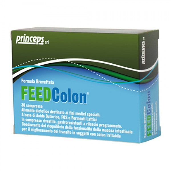 FEEDCOLON 30 Compresse R.P.