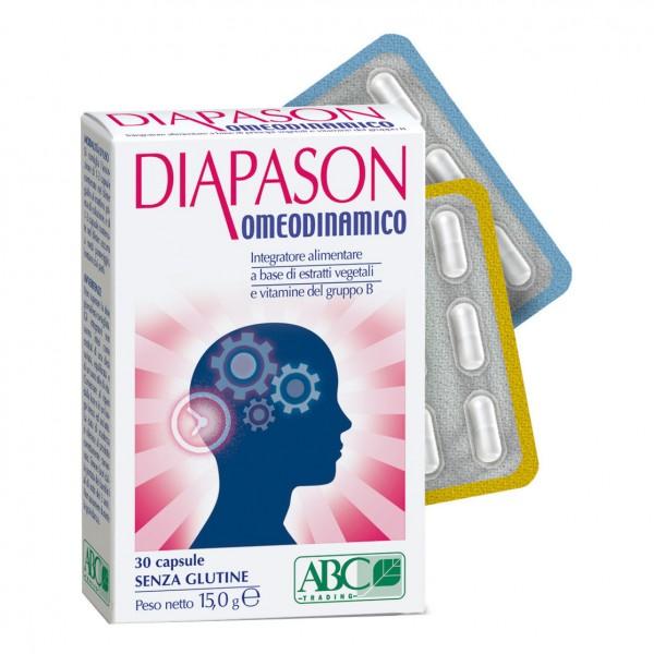 DIAPASON 30 Cps