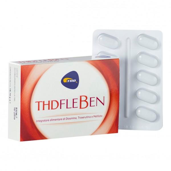FLEBEN 20 Compresse 935 mg