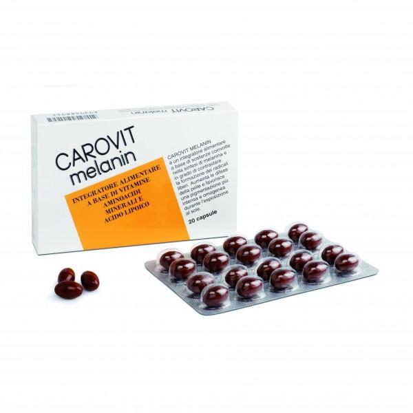 Carovit Melanin 20 compresse