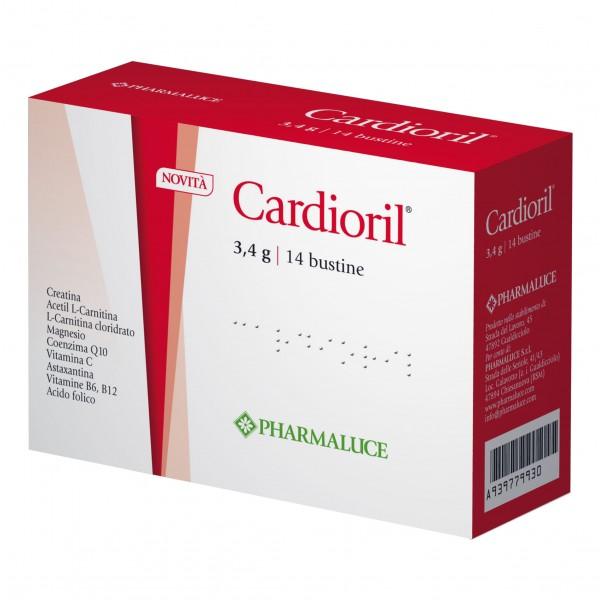 CARDIORIL 14 Buste 3,4g