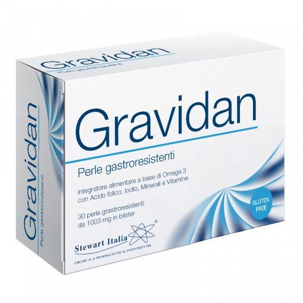 GRAVIDAN 30 Perle Filmate