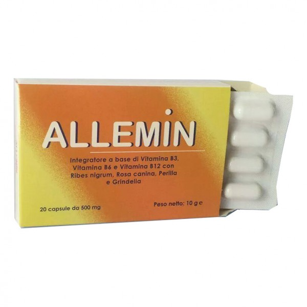 ALLEMIN 20 Cps