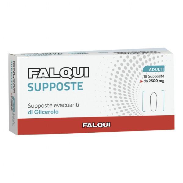 FALQUI 18 Supposte di Glicerina per Adul...