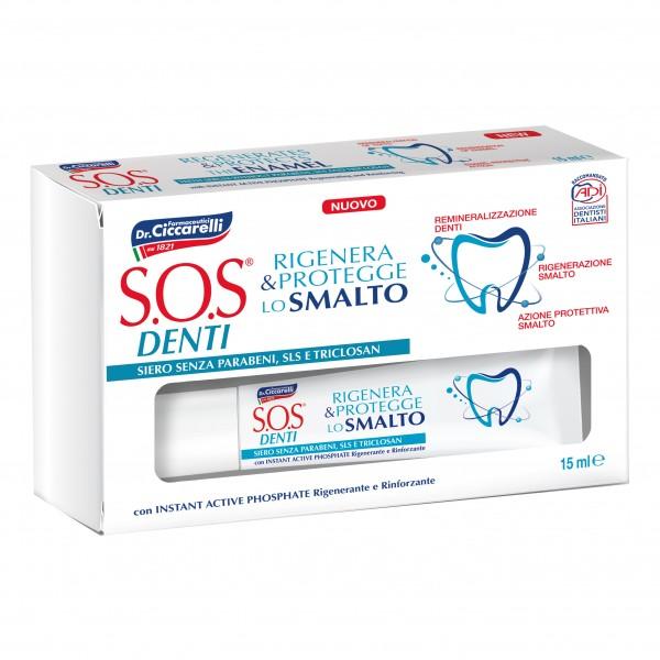 SOS Denti Smalto Siero 15ml