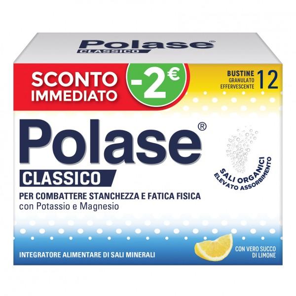 POLASE 12 Buste Limone