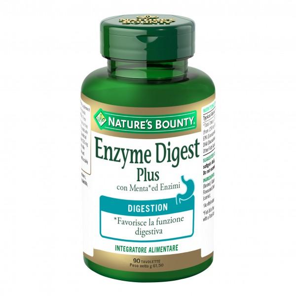 NATURE'S B.Enzyme Digest 90Tav