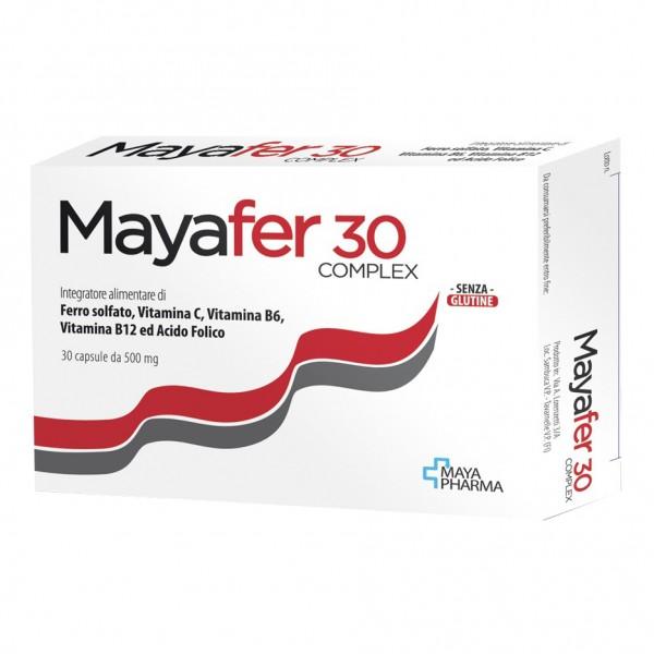Mayafer 30 Complex 30 Capsule
