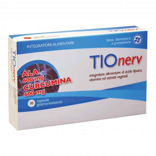 TIONERV ALC Plus 30 Cpr