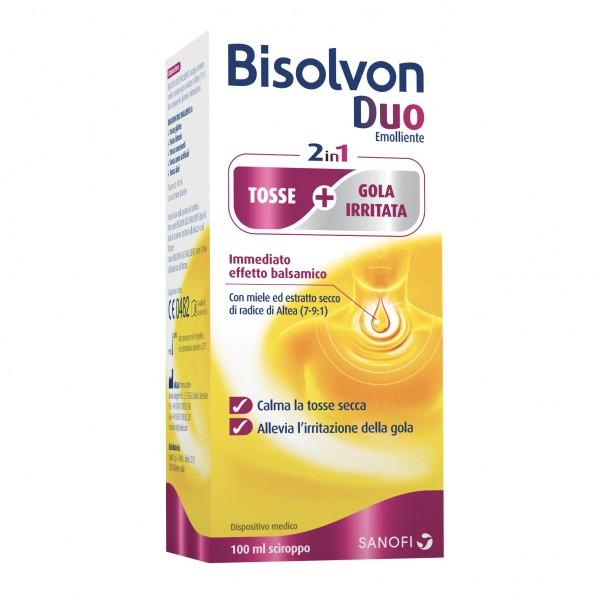 Bisolvon Duo Sciroppo 100 ml