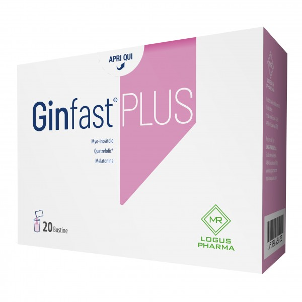 GINFAST Plus 20*Bust.