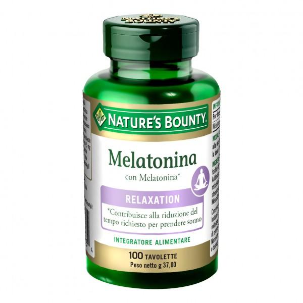 NATURE'S B.Melatonina 100Tav.