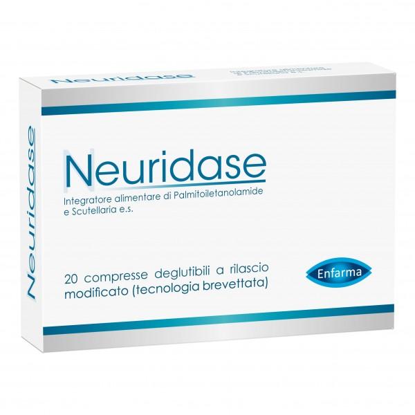 NEURIDASE 20 Compresse 1,05g