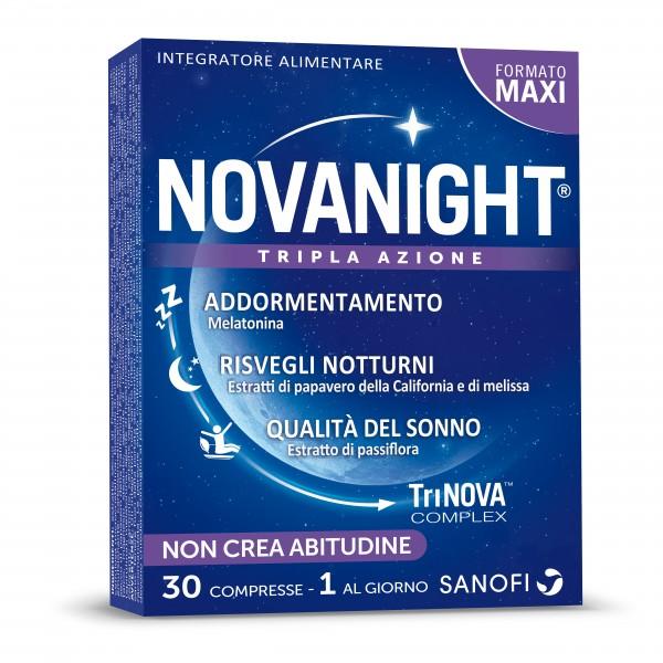 Novanight - Integratore alimentare per i...