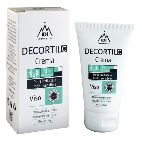 DECORTIL C Crema Viso 50ml
