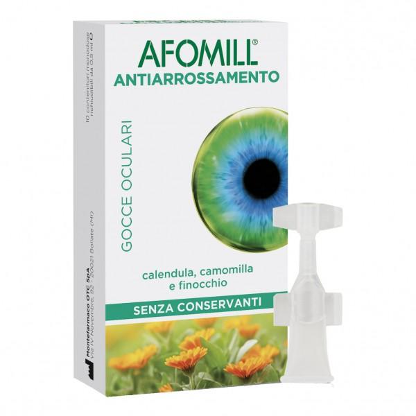AFOMILL A-Arros.10f.0,5ml S/C