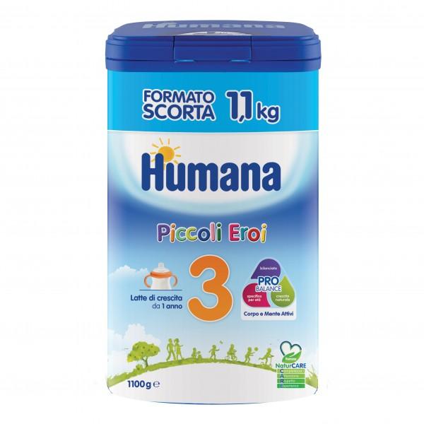 HUMANA 3 Natcare 1100g