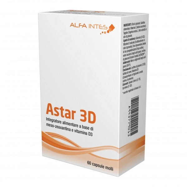 ASTAR*3D 60 Cps molli