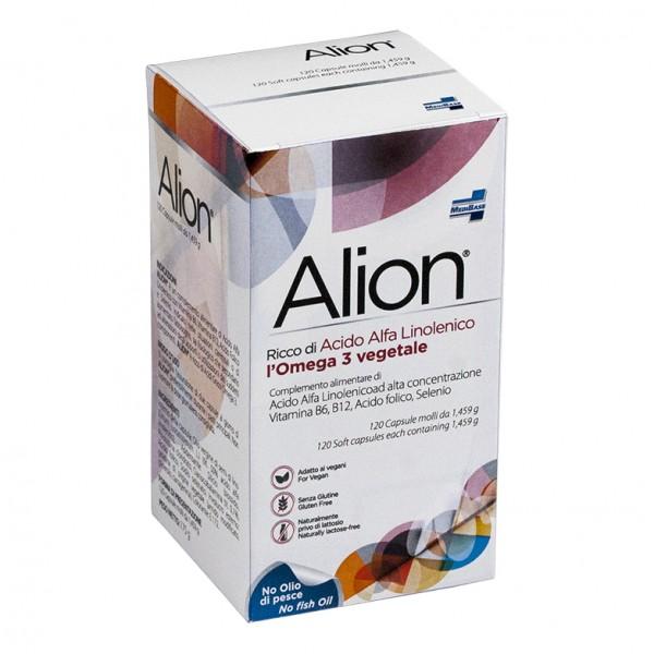 ALION Omega3 120 Cps