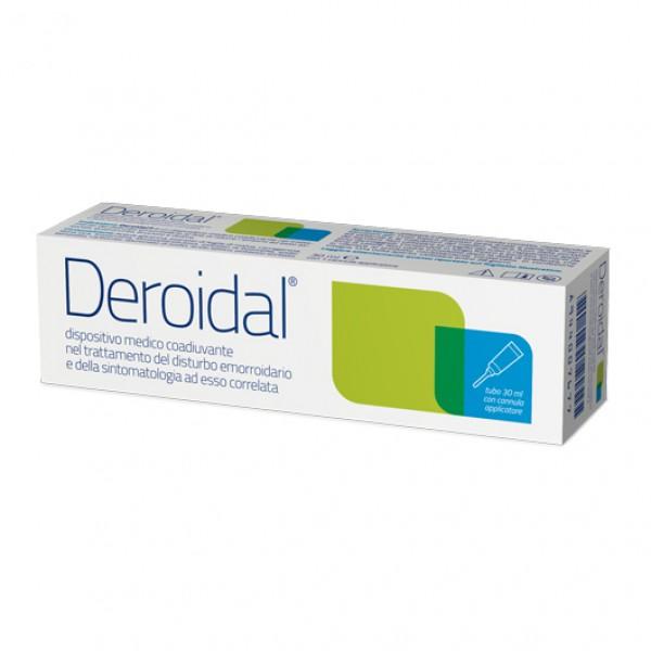 DEROIDAL Crema 30ml