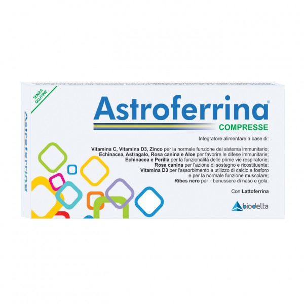ASTROFERRINA 30 Cpr