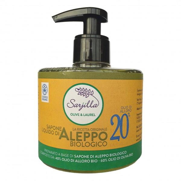 FdL Sap.Aleppo Liq.20% 200ml