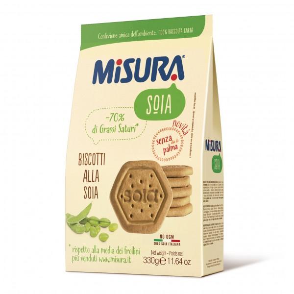 MISURA Bisc.Soia S/Olio Palma