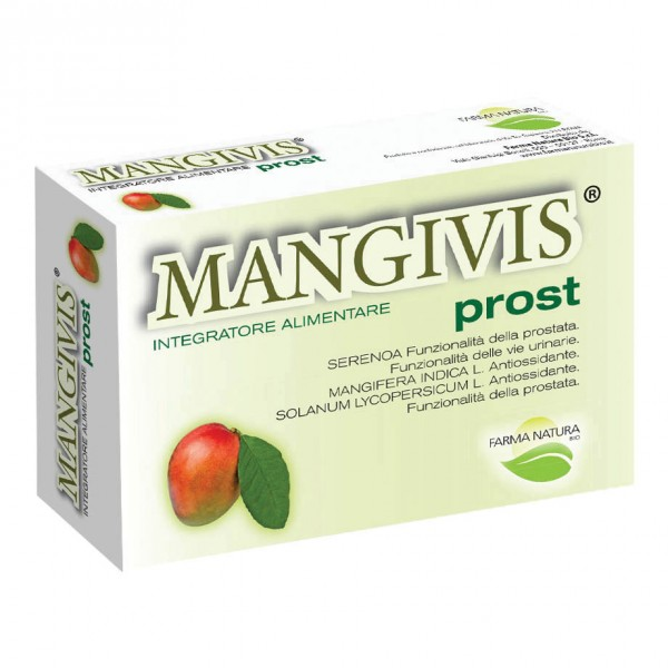 MANGIVIS Prost 30 Capsule 550mg