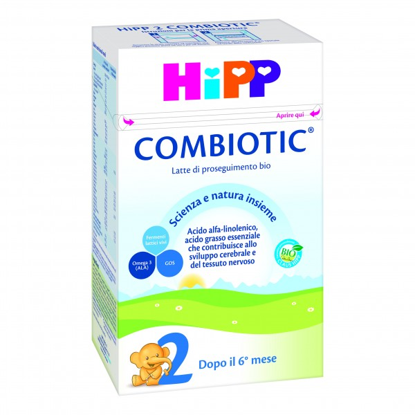 HIPP 2 Bio Combiotic 600g