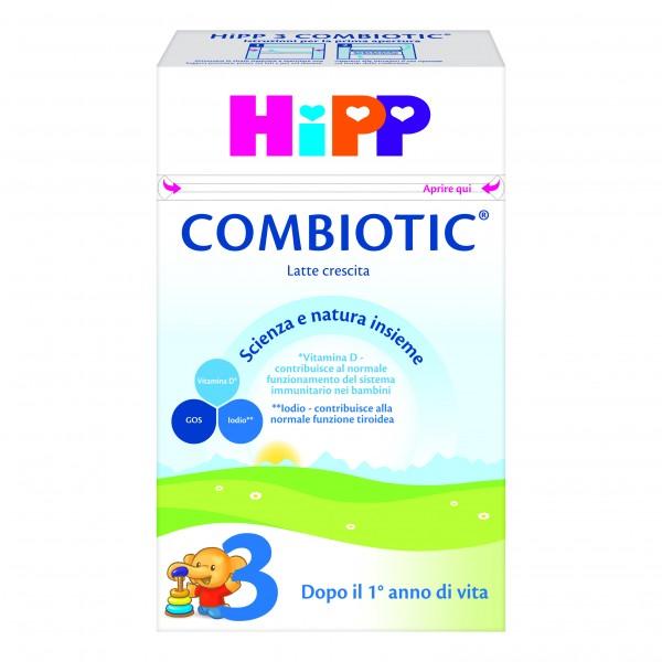 HIPP 3 Bio Combiotic 600g