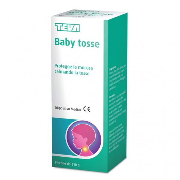 BABY TOSSE 210g TEVA