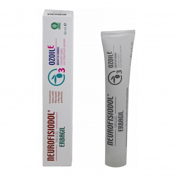 NEUROFISIODOL Emulgel 40ml