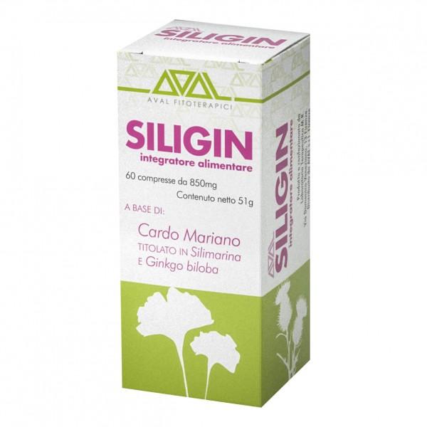 SILIGIN 60 Cpr