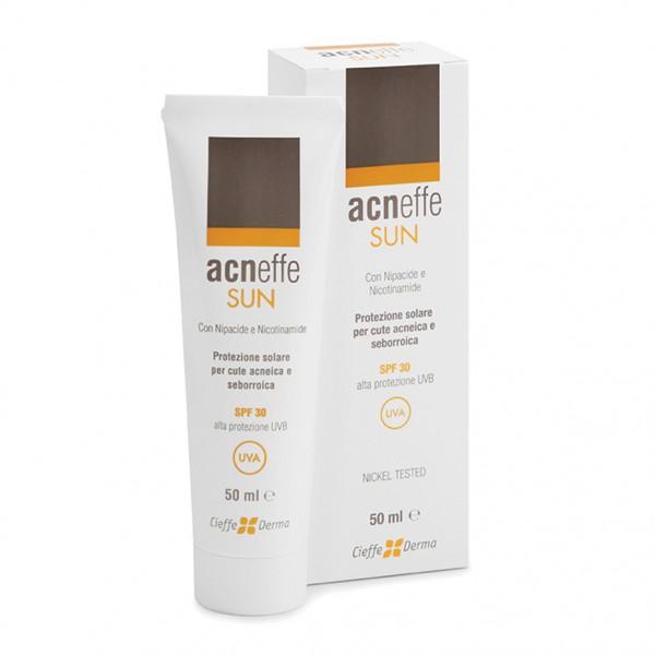 ACNEFFE SUN Crema Protezione Solare SPF ...