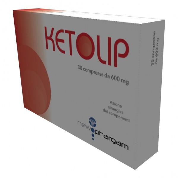 KETOLIP 30 Cpr