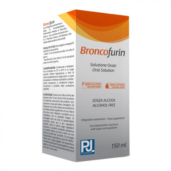 BRONCOFURIN 150ml
