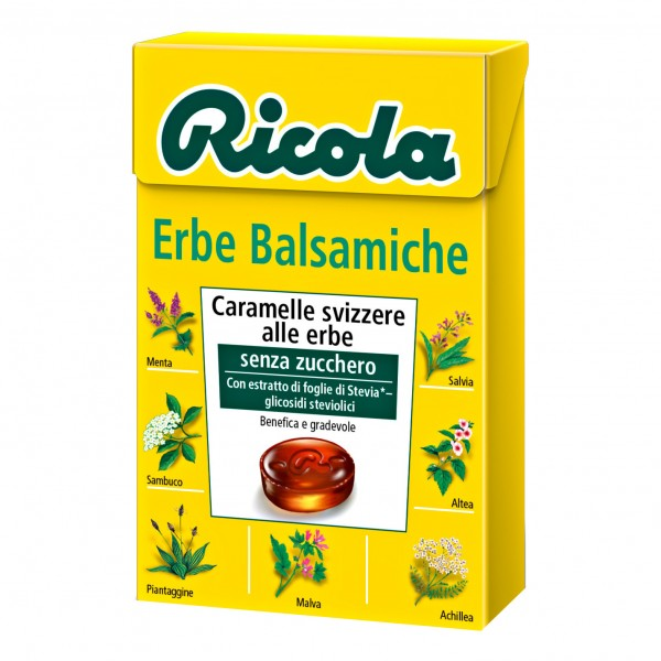 RICOLA Erbe Bals.S/Z 50g