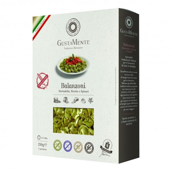 GUSTAMENTE Balanzoni 250g