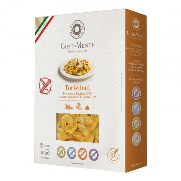 GUSTAMENTE Tortelloni 250g