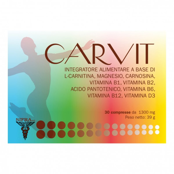 CARVIT 30 Cpr