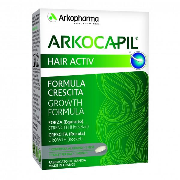 ARKOCAPIL Hair Activ 3x30 Cps