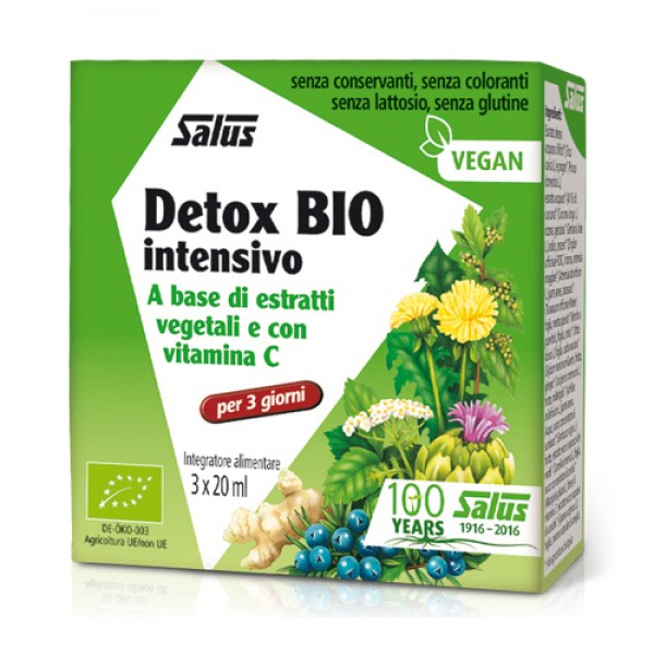 DETOX Bio Intensivo 3x20ml